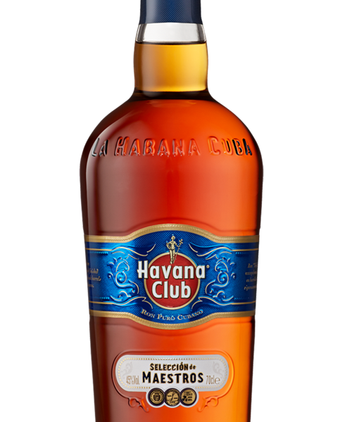 Havana Club Seleccion De Maestro